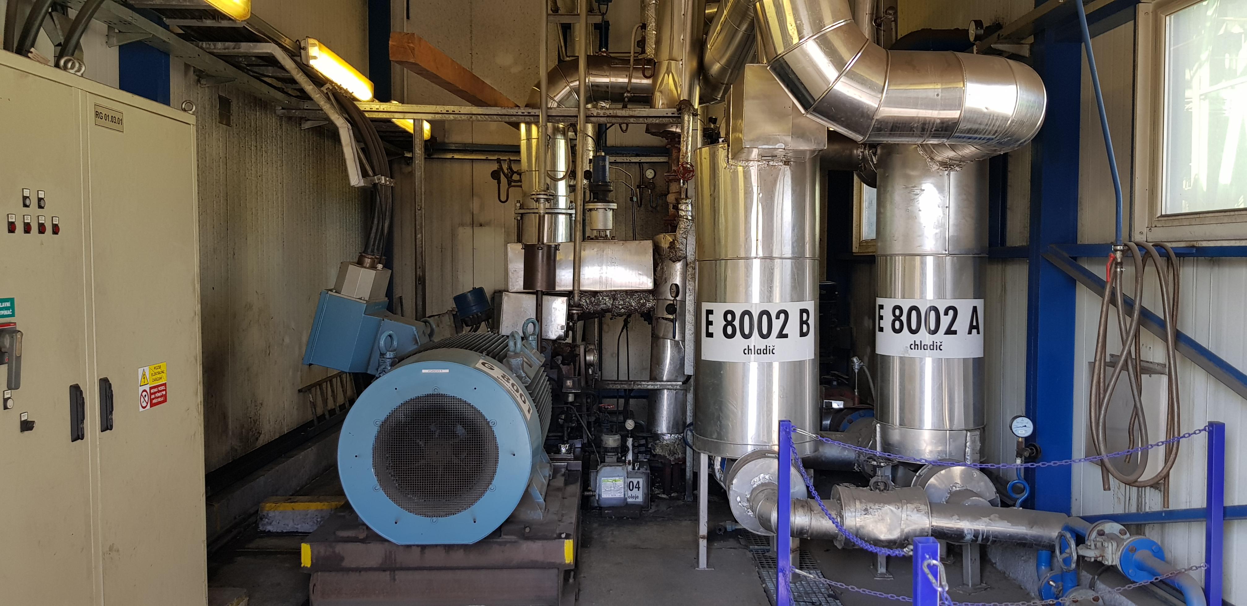 Obrázek produktu Parní turbína